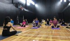 綜合體育館-舒緩瑜珈
