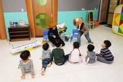 牧德幼兒園-說故事時間