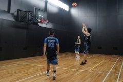 綜合體育館-籃球社練習